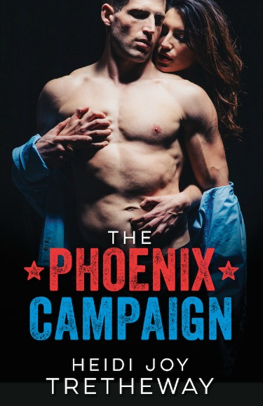 Release Day Launch & Giveaway: The Phoenix Campaign (Grace Colton #2) by Heidi Joy Tretheway