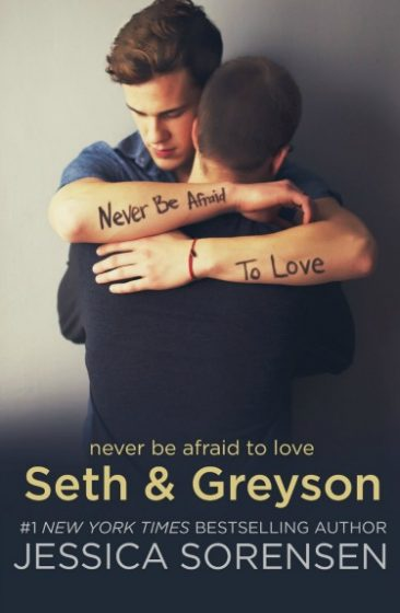 Release Day Blitz & Giveaway: Seth & Greyson (The Coincidence, #7)  by Jessica Sorensen