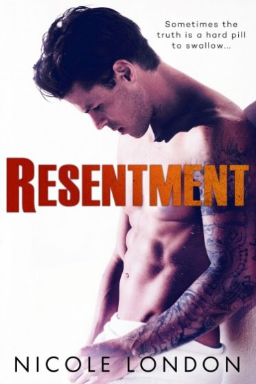 Cover Reveal & Giveaway: Resentment by Nicole London