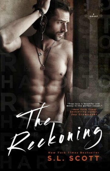 Cover Reveal: The Reckoning (Hard to Resist #2) by S.L. Scott