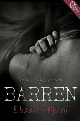 Cover Reveal: Barren by Elizabeth Miceli