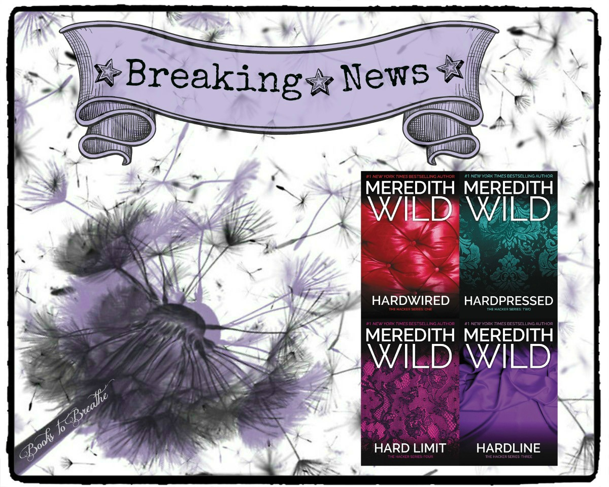 Breaking news the hacker series by meredith wild books to breathe an imprint of grand central publishing has just acquired the hacker series five novels by 1 new york times bestselling author meredith wild the fandeluxe Gallery
