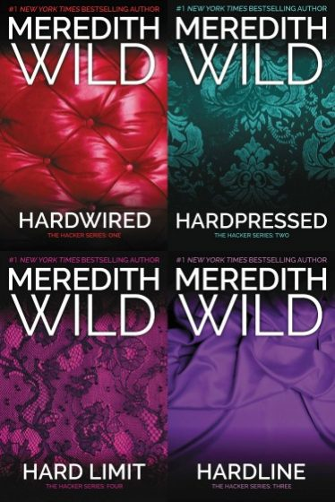 Breaking News: The Hacker Series by Meredith Wild