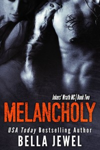 Melancholy Cover