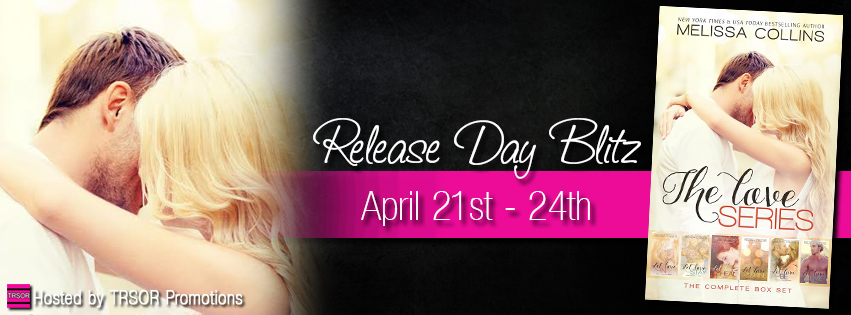 love series release day blitz