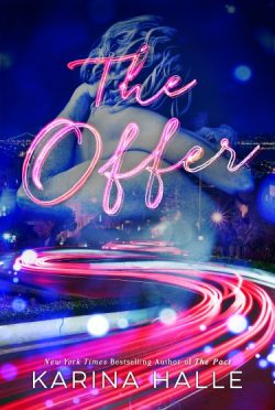 Cover Reveal: The Offer by Karina Halle