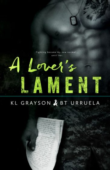 Cover Reveal & Giveaway: A Lover's Lament by K.L. Grayson & B.T. Urruela