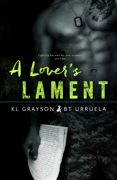 Cover Reveal & Giveaway: A Lover's Lament by K.L. Grayson & B.T. Urruela
