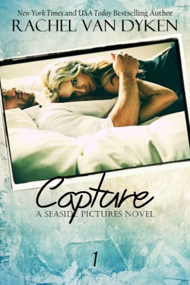 Cover Reveal: Capture by Rachel Van Dyke