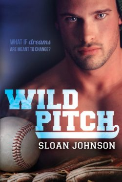 Cover Reveal: Wild Pitch (Homeruns #1) by Sloan Johnson