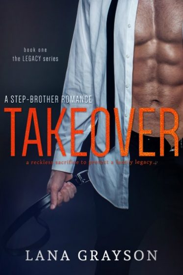 Review & Giveaway: Takeover (The Legacy Series, #1) by Lana Grayson
