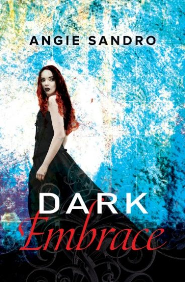 Cover Reveal & Giveaway: Dark Embrace (Dark Paradise #4) by Angie Sandro
