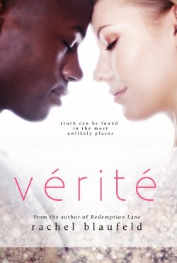 Cover Reveal: Vérité by Rachel Blaufeld