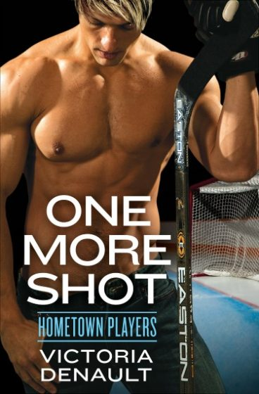 Release Week Blitz: One More Shot (Hometown Players #1) by Victoria Denault