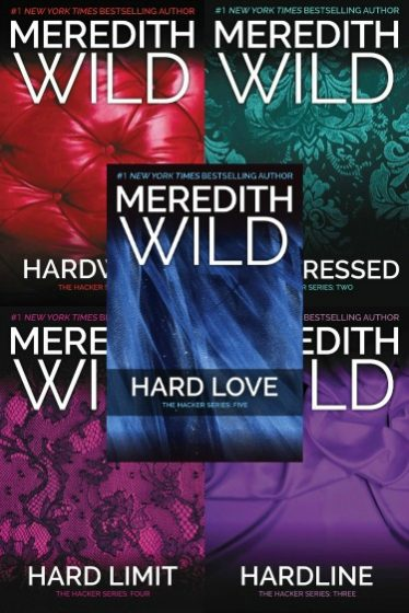 Promo & Giveaway: The Hacker Series by Meredith Wild