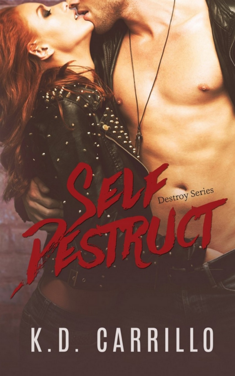 FRONT COVER Self Destruct