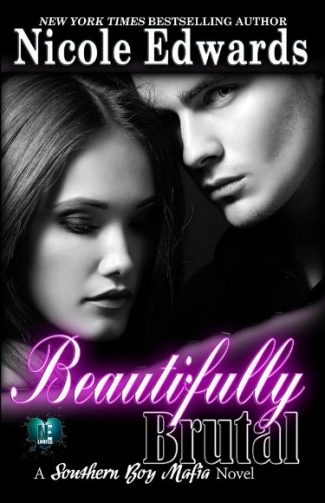 Promo & Giveaway: Beautifully Brutal (Southern Boy Mafia #1) by Nicole Edwards