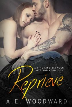 Cover Reveal: Reprieve by A.E. Woodward