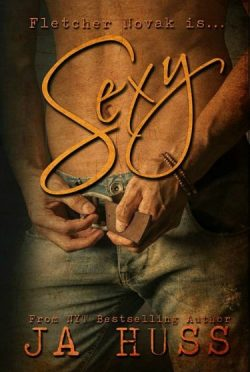 Cover Reveal: Sexy by J.A. Huss