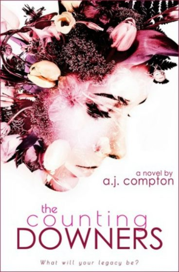 Cover Reveal: The Counting-Downers by A.J. Compton