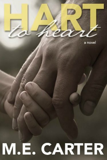 Cover Reveal: Hart to Heart by M.E. Carter