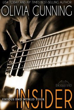 Release Day Blitz: Insider (Exodus End #1) by Olivia Cunning