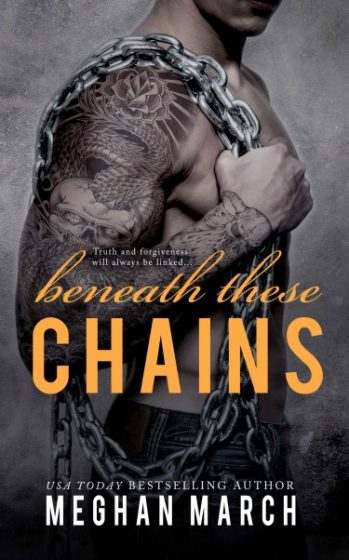 Pre-order Promo & Giveaway: Beneath These Chains (Beneath #3) by Meghan March