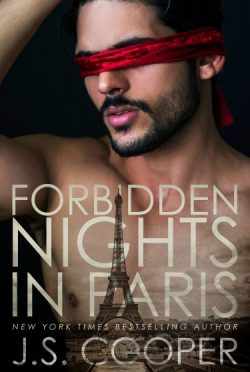 Cover Reveal: Forbidden Nights in Paris by J.S. Cooper