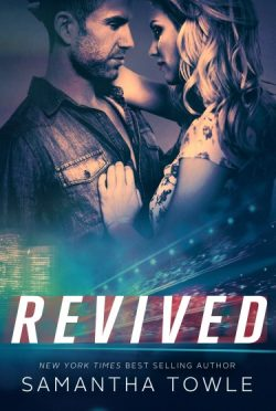 Cover Reveal: Revived (Revved #2) by Samantha Towle