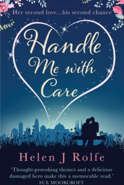 Cover Reveal & Giveaway: Handle Me with Care by Helen J Rolfe