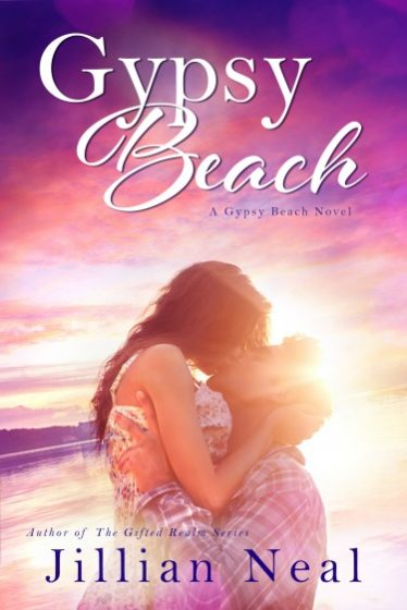 Cover Reveal: Gypsy Beach by Jillian Neal