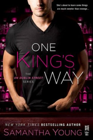Cover Reveal: One King's Way (On Dublin Street, #6.5) by Samantha Young