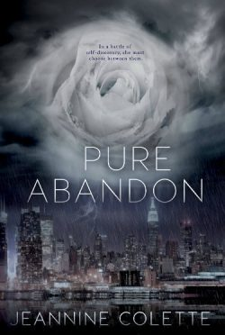 Cover Reveal: Pure Abandon by Jeannine Colette