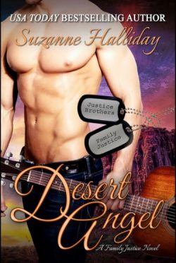 Release Day Blitz: Desert Angel (Family Justice #2) by Suzanne Halliday