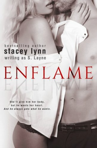 Cover Reveal: Enflame (The Affair #3) by S. Layne