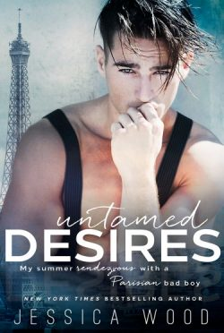 Cover Reveal: Untamed Desires (Untamed, #1) by Jessica Wood