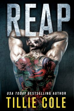 Surprise Announcement & Cover Reveal: Reap (Scarred Souls #2) by Tillie Cole