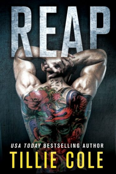 Surprise Announcement & Cover Reveal: Reap (Scarred Souls #2) by Tillie Cole