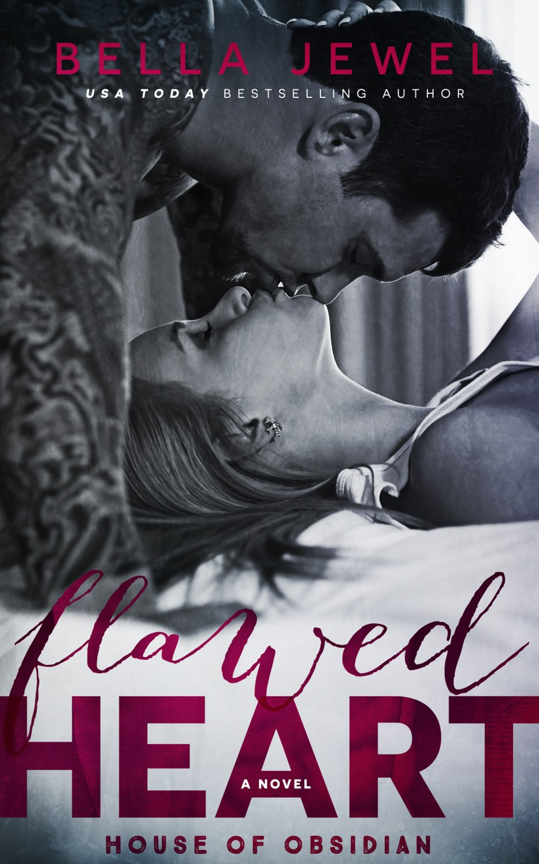 FLAWED HEART BELLA JEWEL AMAZON KINDLE EBOOK COVER
