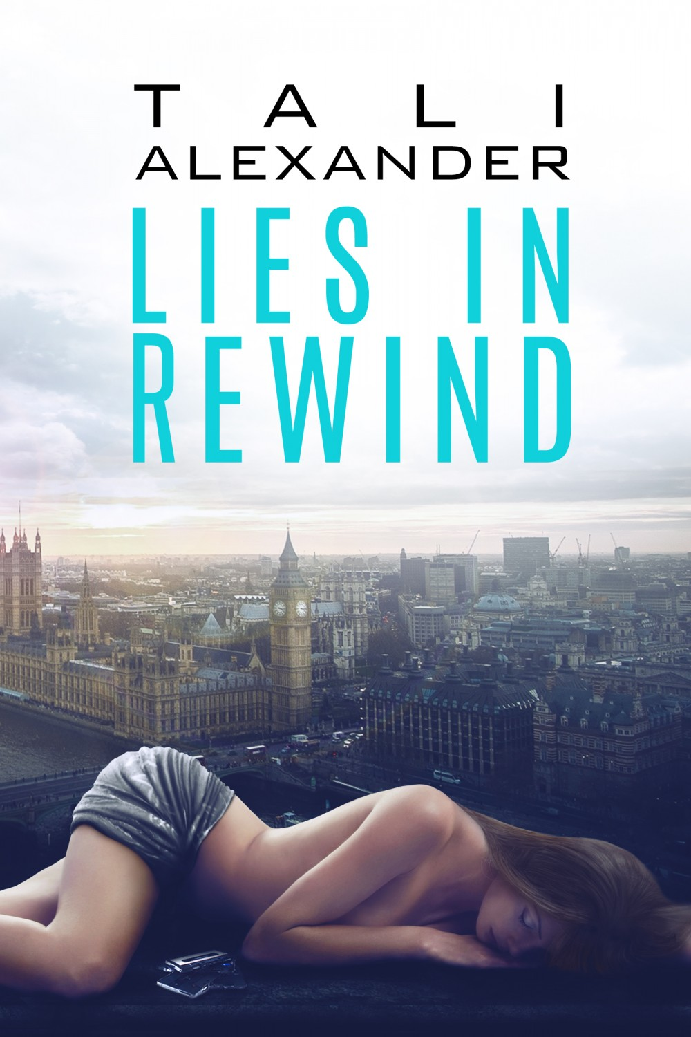 Lies in Rewind Ebook Cover