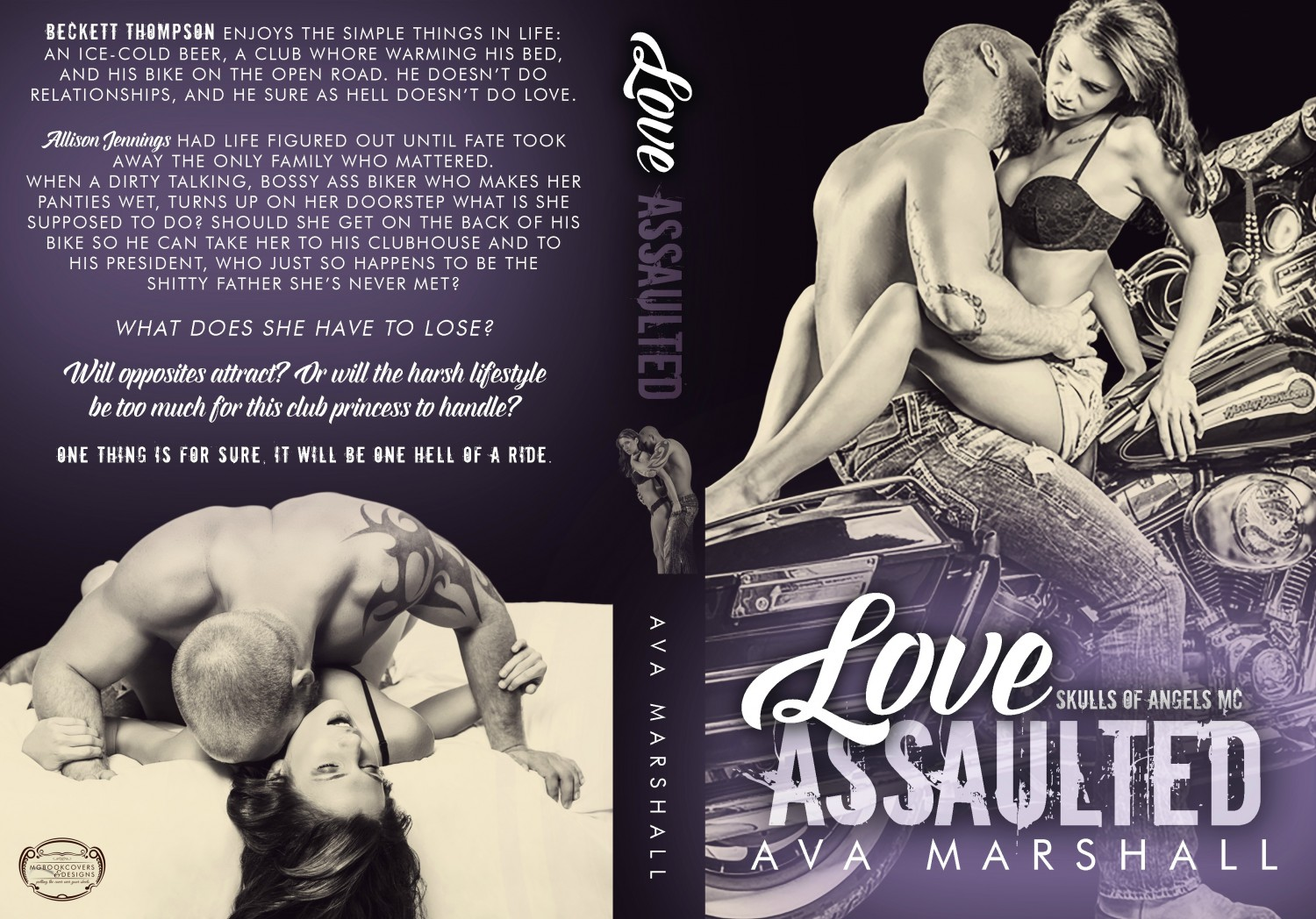 Love Assaulted Final Jacket