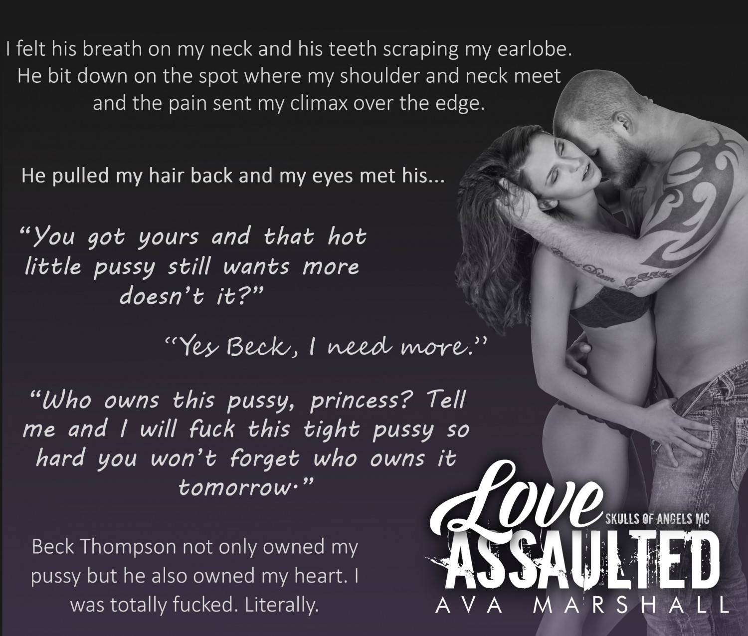 Love Assaulted Teaser 1