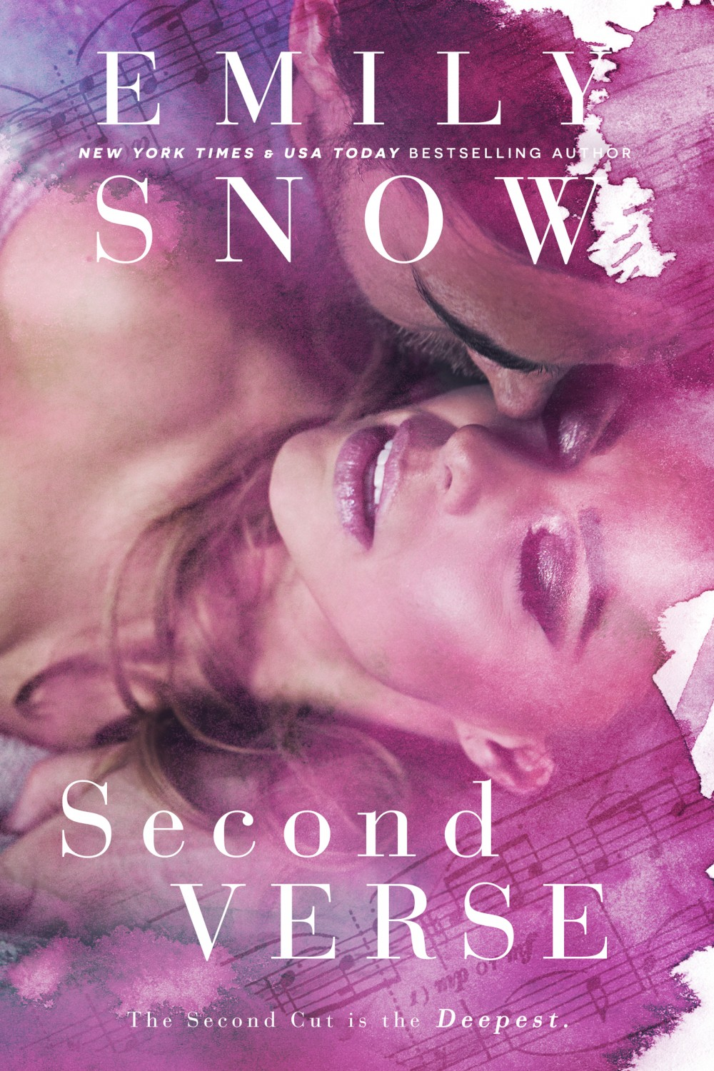SECOND VERSE  EMILY SNOW IBOOKS EBOOK COVER