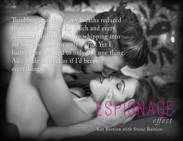 Teaser Pic The Espionage Effect - Passion on Bed