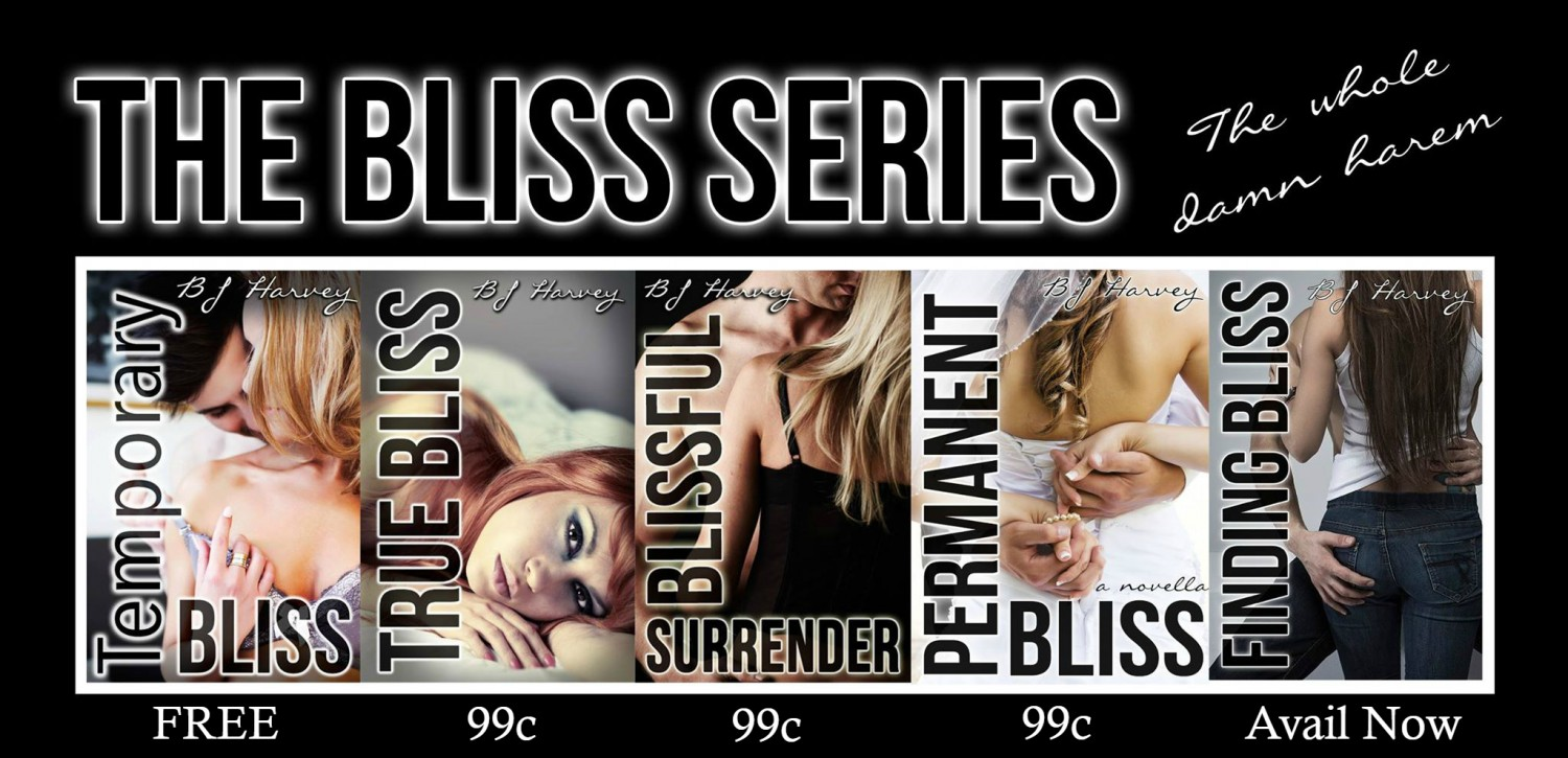 bliss series sale promo