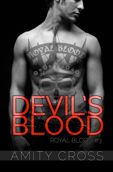 Release Day Blitz & Giveaway: Devil's Blood (Royal Blood #3) by Amity Cross