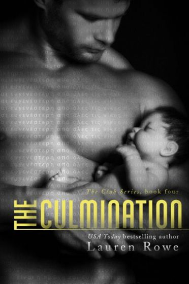 Cover Reveal & Giveaway: The Culmination (The Club #4) by Lauren Rowe
