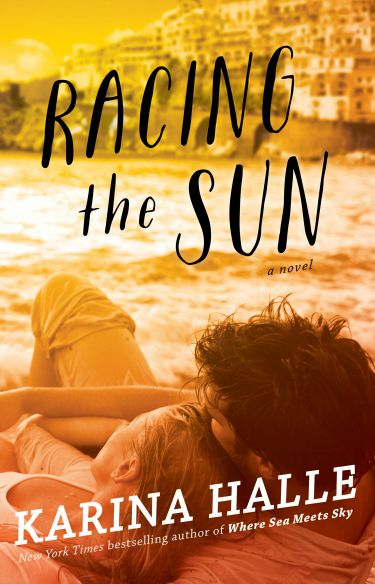 Release Day Blitz & Giveaway: Racing the Sun by Karina Halle