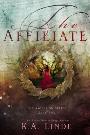 Cover Reveal & Giveaway: The Affiliate (Ascension #1) by K.A. Linde