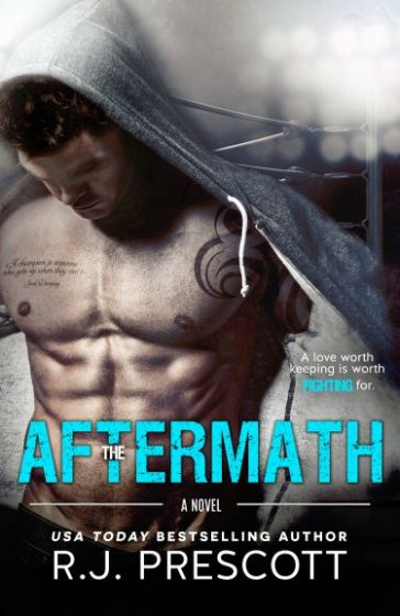 Cover Reveal: The Aftermath (The Hurricane #2) by R.J. Prescott